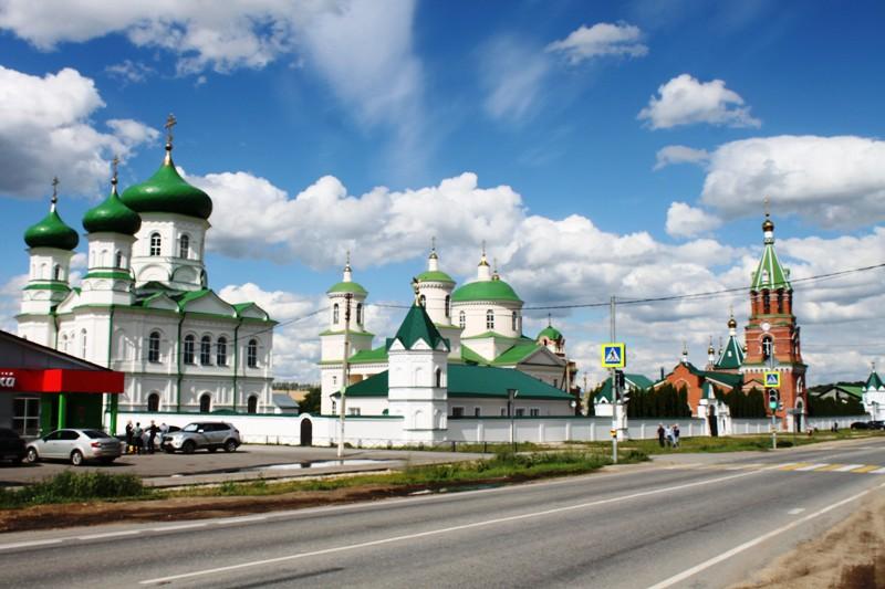 Троекуровский монастырь