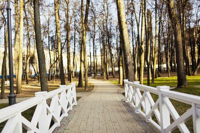 пример благоустройства усадебного парка