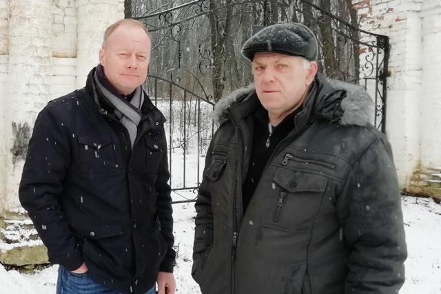 С.Л. Пупынин и М.А. Мишкин